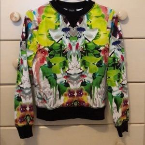 Prabal Gurung for Target Multi Crew Sweatshirt